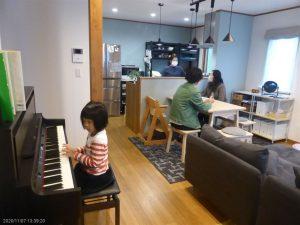 ピアノがある生活